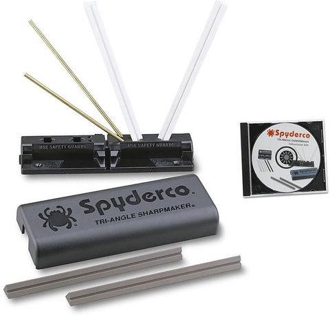 Набор для заточки ножей Spyderco модель 204MF Tri-Angle Sharpmaker