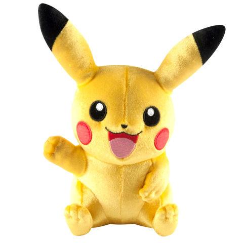 Мягкая Игрушка Покемон Пикачу (Pikachu), TOMY