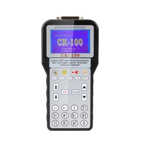 Программатор ключей и иммобилайзеров CK-100