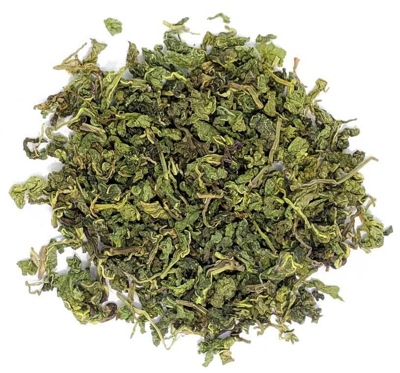 """Травы и добавки Чай """"Мятный"""", цельные листья мяты скрученные, 100 гр Miatniy_chay-TS-M.jpg"""