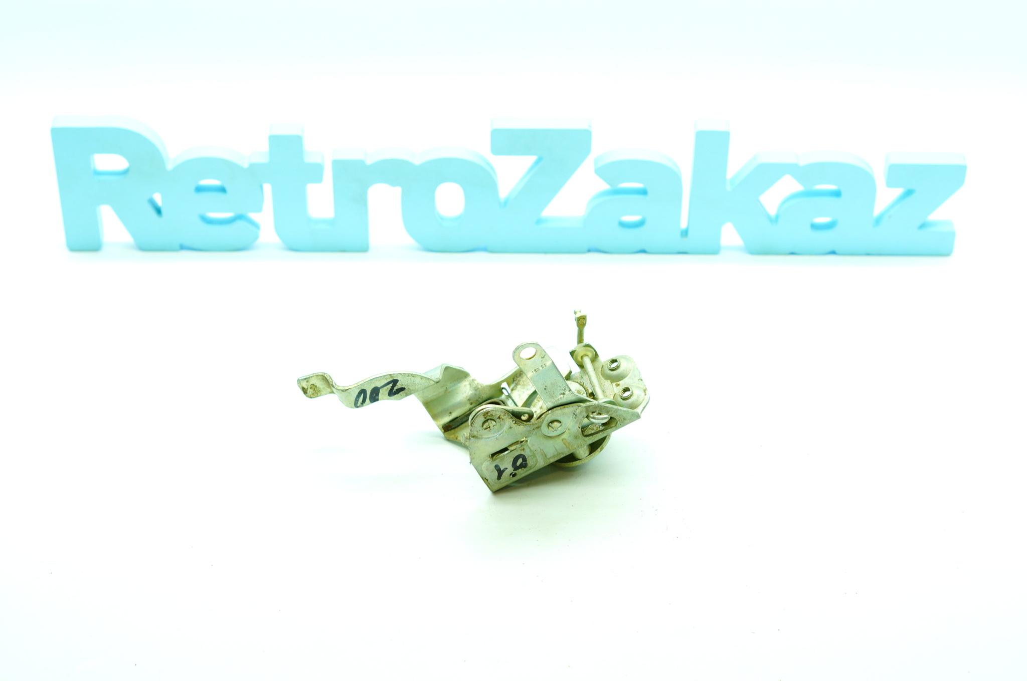 Механизм замка двери ВАЗ 2105, 2106, 2107