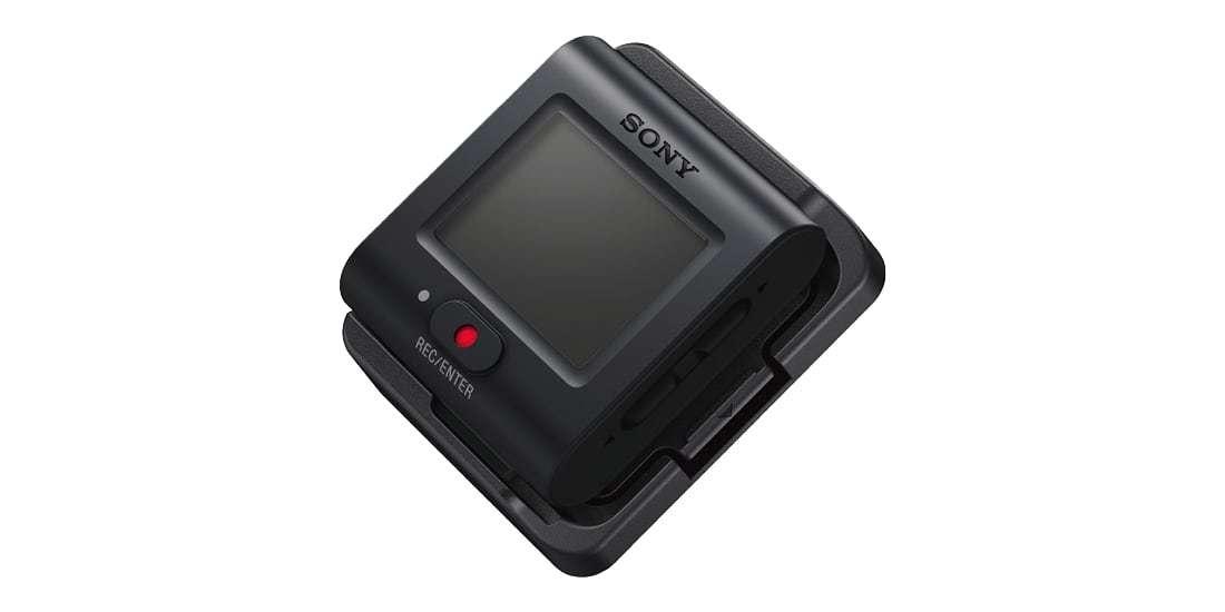 Экшн-камера Sony HDR-AS300R пульт ДУ