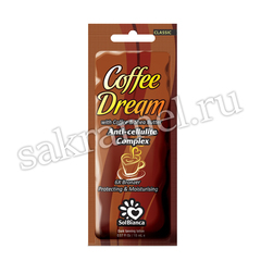 Крем SolBianca\ Coffee Dream с маслом кофе, маслом Ши и бронзаторами 15 мл