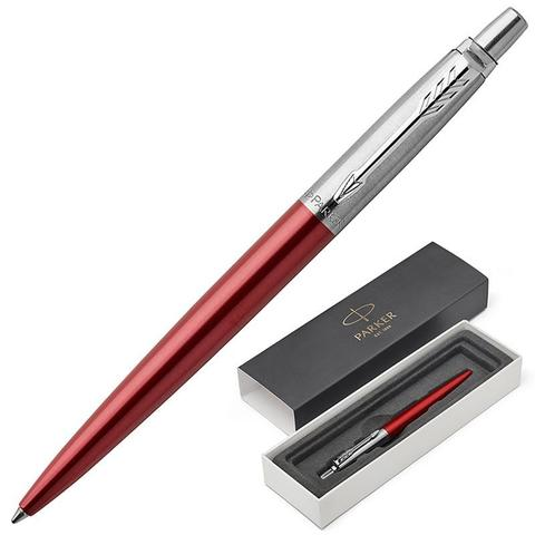 1953187 Parker Jotter Core Kensington Red CT Шариковая ручка