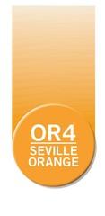 Чернила для маркеров Chameleon Севилья оранжевая OR4, 25 мл