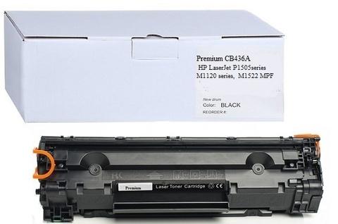 Картридж Premium CB436A