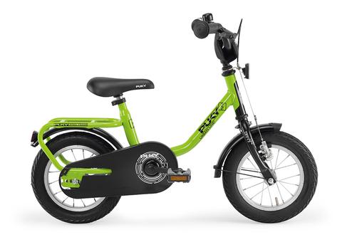 Двухколесный велосипед Puky Z2 салатовый