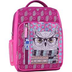 Рюкзак школьный Bagland Школьник 8 л. 143 малиновый 514 (0012870)