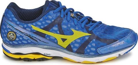 Mizuno Wave Rider 17 кроссовки для бега синие
