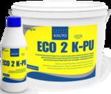 Kiilto ECO 2K PU Полиуретановый 2-х компонентный клей для паркета