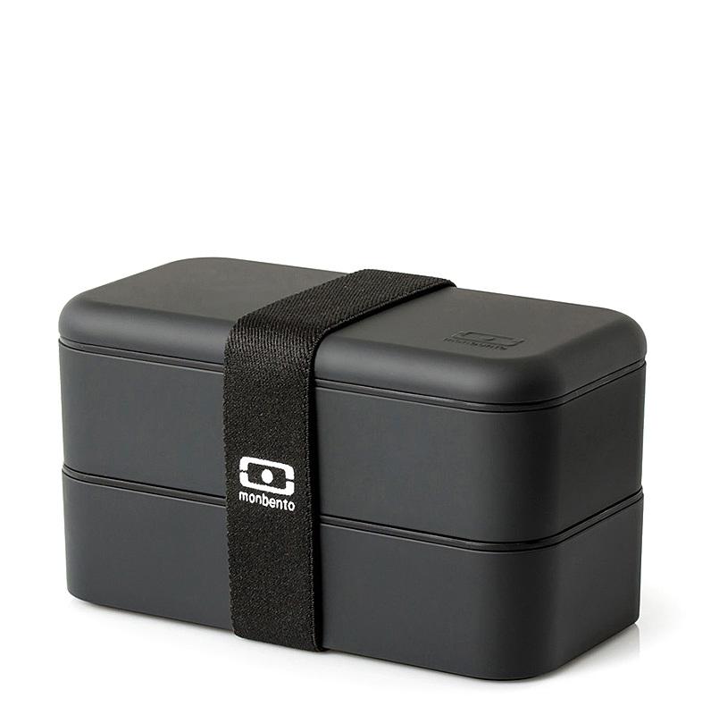 Ланч-бокс Monbento Original (1 литр) черный