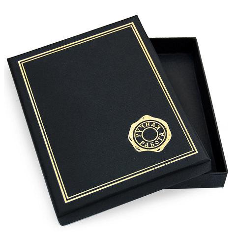 Коробочка подарочная черная