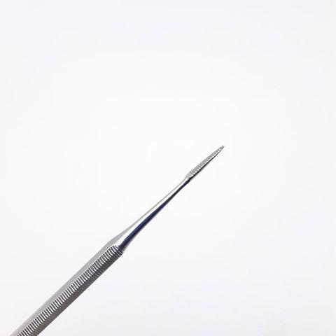 Кюретка двухсторонняя блестящая, РАЗМЕР: 180MM, RP-508L