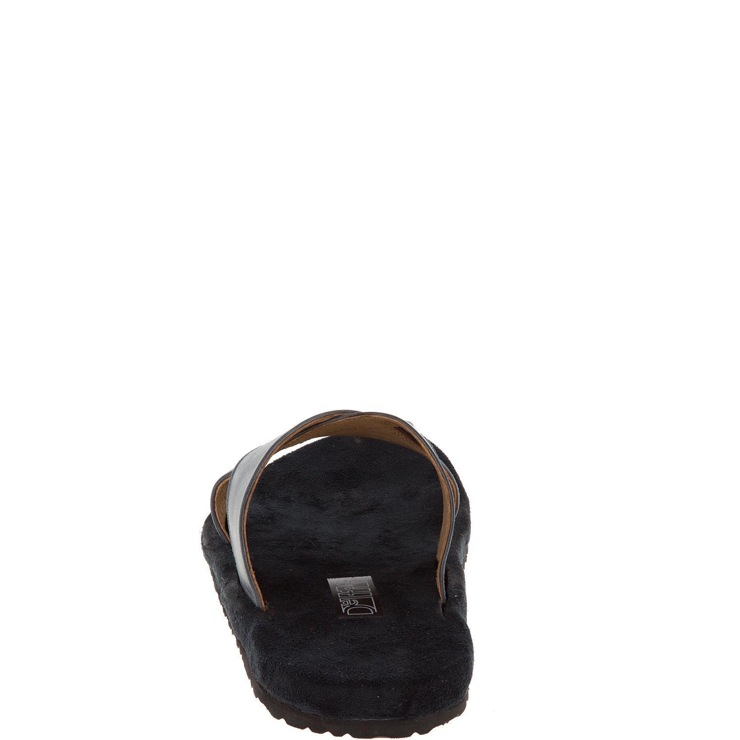 577157 сабо мужские серые больших размеров марки Делфино