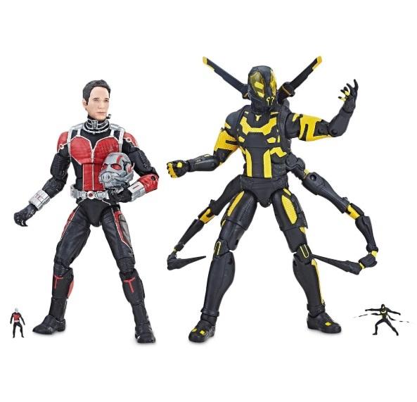 Набор фигурок Человек-Муравей и Желтый Шершень Marvel Legends