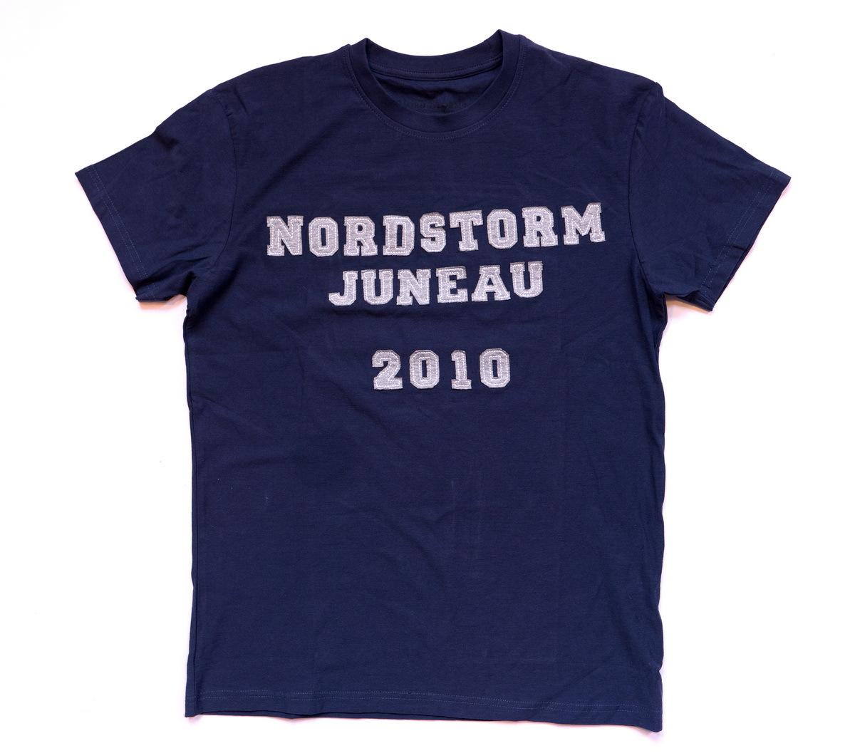 Футболка  Juneau 2010 Nord Storm (синяя)