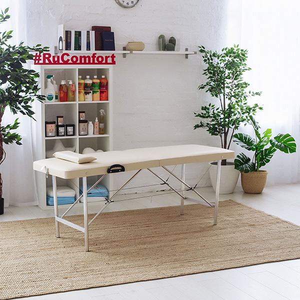 RU Comfort - Складные косметологические кушетки Косметологическая кушетка (180х57x70) LashComfort 57 (180х57, высота 70 см) 1-_63-из-298_.jpg