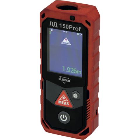 Дальномер лазерный ELITECH ЛД 150Prof