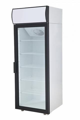 фото 1 Холодильный шкаф Polair DM107-S 2.0 на profcook.ru
