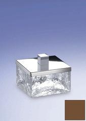 Емкость для косметики малая Windisch 88127OV Cracked Crystal