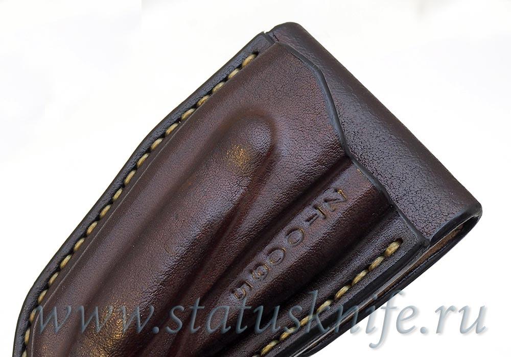 Чехол кожаный коричневый ZT 0095