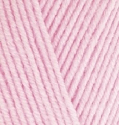 Пряжа Alize Baby Best светло-розовый 185