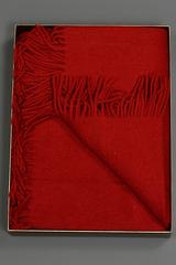 Элитный плед Galata красный от Hamam