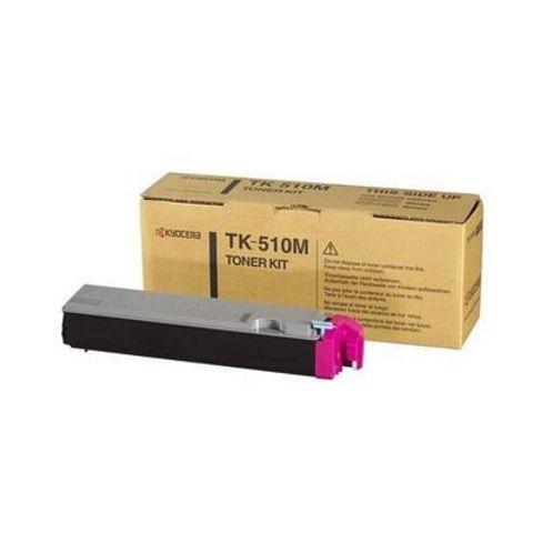 Kyocera TK-510M Тонер для FS-C5020/5025N/5030N Magenta (8 000 стр. При 5% заполнении)