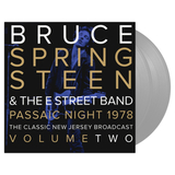Bruce Springsteen & The E Street Band / Passaic Night 1978: The Classic New Jersey Broadcast Vol.2 (Coloured Vinyl)(2LP)