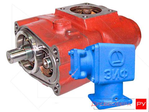 Винтовой блок для компрессора ЗИФ АРМ 20 0000-000-06 с дроссельным клапаном