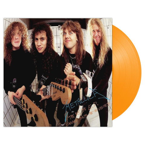 Metallica / The $5.98 E.P. - Garage Days Re-Revisited (Coloured Vinyl)(12