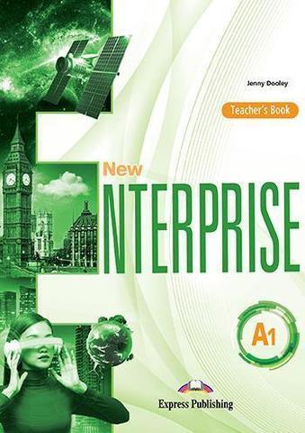 New Enterprise A1. Teacher's Book (International). Книга для учителя