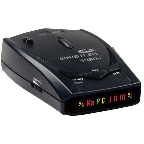 Антирадар (радар-детектор) Whistler WH-118ST Ru