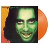 Alice Cooper / Alice Cooper Goes To Hell (Coloured Vinyl)(LP)