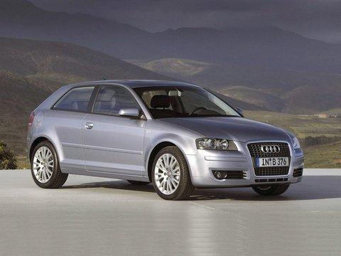 Чехлы на Audi A3 (8P) 2003–2013 г.в.