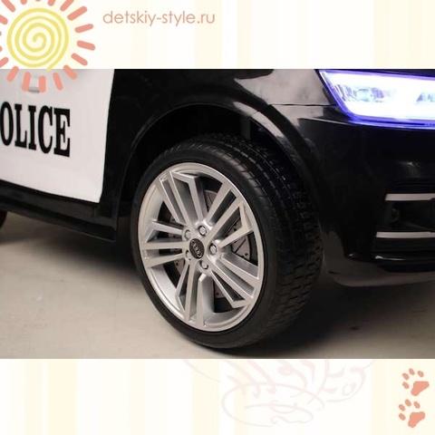 Audi Q5 Police