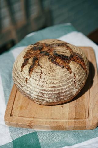 Ржаной хлеб (большой)