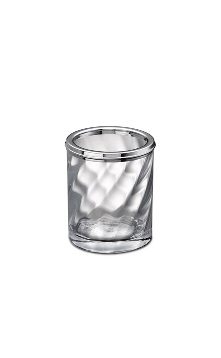Стаканы для зубной пасты Стакан большой Windisch 91804CR Salomonic Spiral Silver stakan-bolshoy-91804cr-salomonic-spiral-silver-ot-windisch-ispaniya.jpg