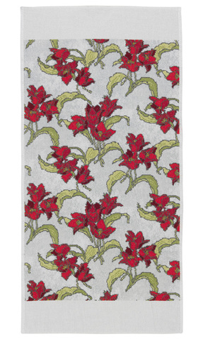 Полотенце 37x50 Feiler Tiffany 210 silber