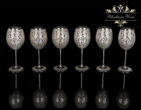 Набор для вина Blenheim на 6 персон (Платина)