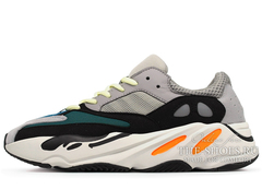 Кроссовки Мужские Adidas Yeezy Wave Runner 700 Solid Grey