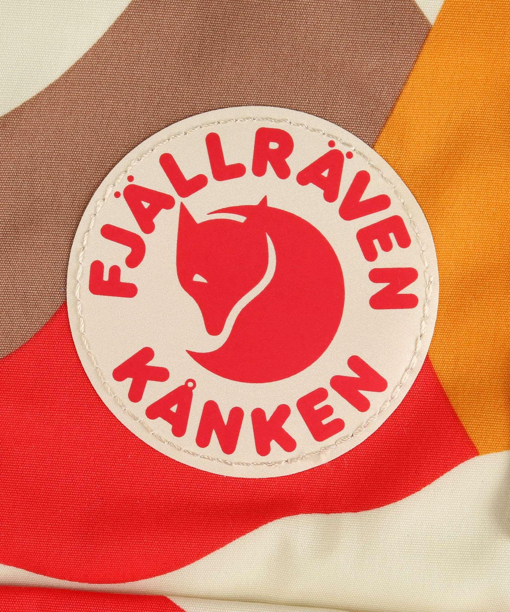 Рюкзак Fjallraven Kanken Art 971 разноцветный