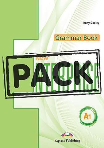 New Enterprise A1. Grammar Book with digibook app. Сборник грамматических упражнений (с ссылкой на электронное приложение)