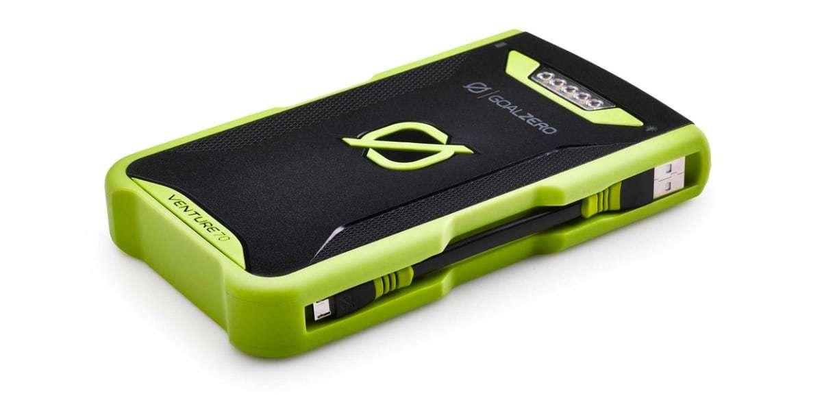 Зарядное устройство Goal Zero Venture 70 Solar Recharger (micro-USB/lightning)