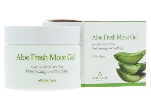Крем-гель для лица с экстрактом алоэ The Skin House Aloe Fresh