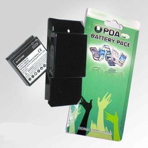 Расширенный аккумулятор PDA НТС 3700 1800 mAh