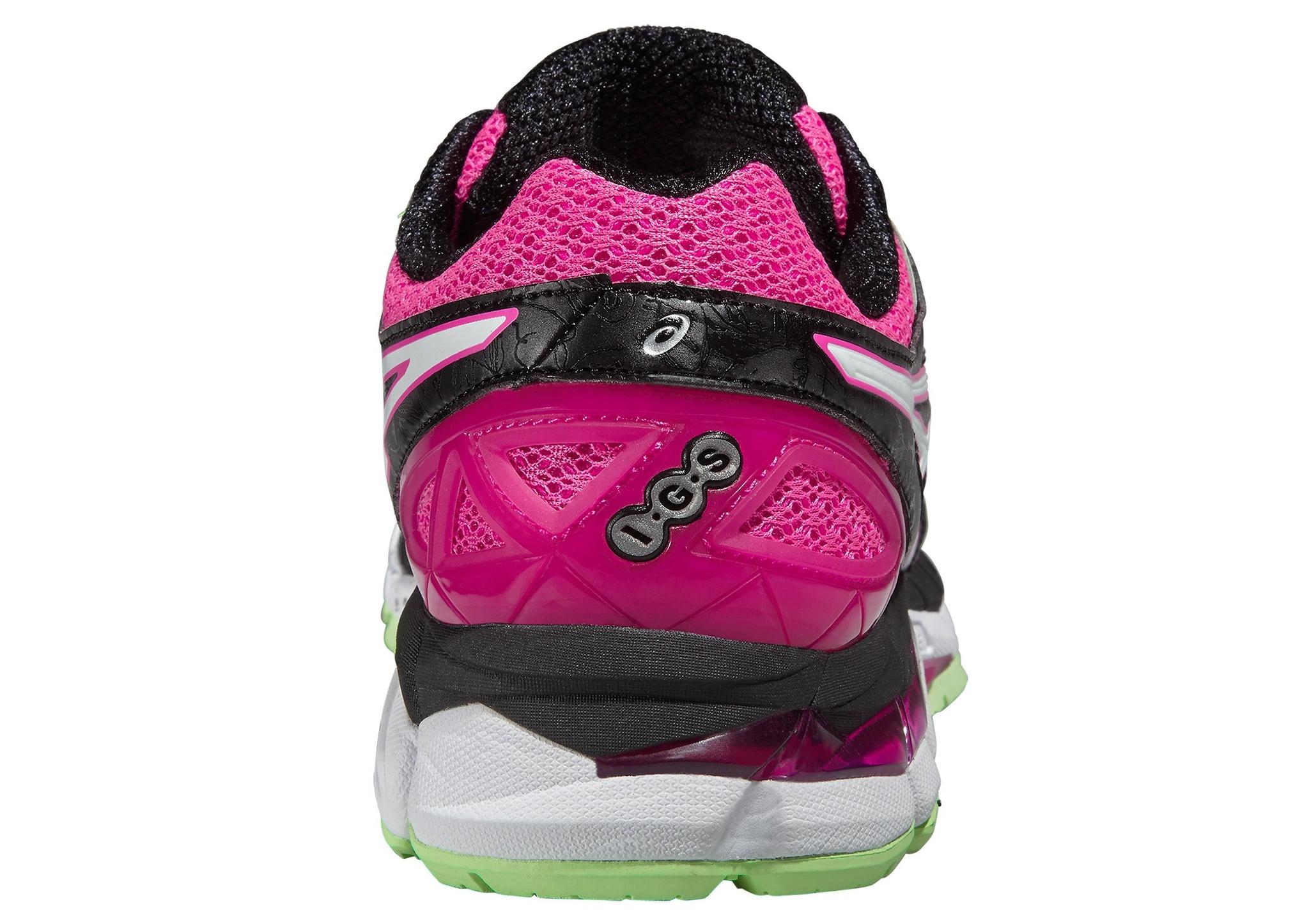 Женские беговые кроссовки Asics GT-3000 3 (T561N 3501) розовые фото
