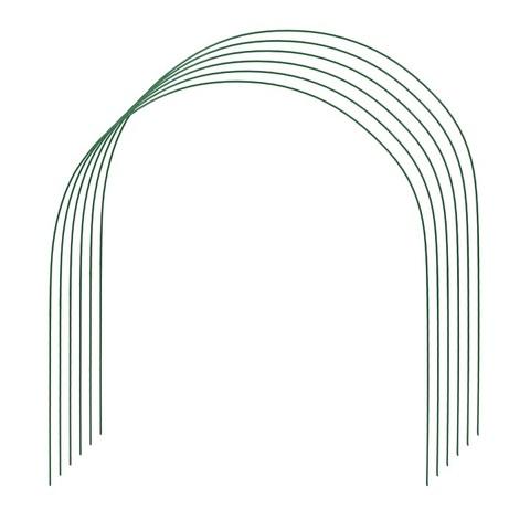 Дуги для парника GRINDA проволочные 2,2м, 6шт