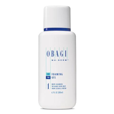 Obagi Гель-пенка (Очищающее средство для нормального и жирного типов кожи.) Foaming Gel 200 ml