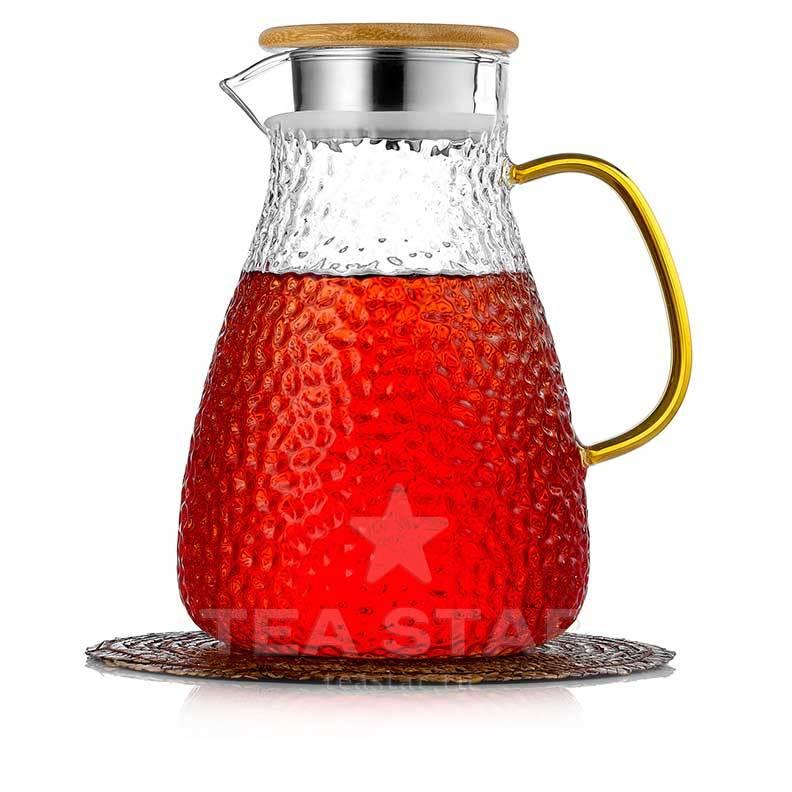 Кувшины, графины (для горячих и холодных напитков) Кувшин для горячих и холодных напитков 1,8 л Kuvshin-dlia-soka-i-kokteiley-4-007-1500-teastar.jpg